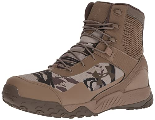 f21c3707ec7 Under Armour Men's Valsetz RTS Hiking Boots 1.5, Lightweight and Sturdy  Walking Boots, Hard-Wearing Hiking Shoes for Men