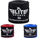 Elite Sports NEW ITEM Professional Boxing, Kickboxing, Muay Thai, & MMA Hand Wraps 180 Inches