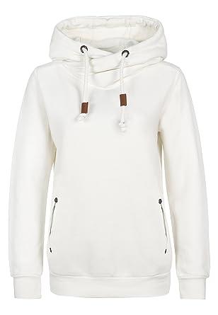 Sublevel Sweatshirt | Kapuzenpullover | Sweater | Hoodie sportlich elegant für Damen Top Qualität Dank hohem Baumwollanteil