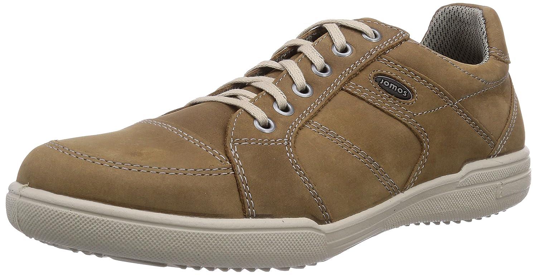 Jomos Carrera - Zapatos con Cordones de Cuero Hombre