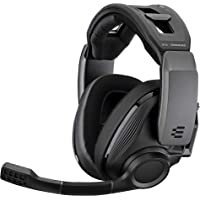GSP 670 Premium Wireless & Bluetooth Gaming Headset, Black, GSP 670