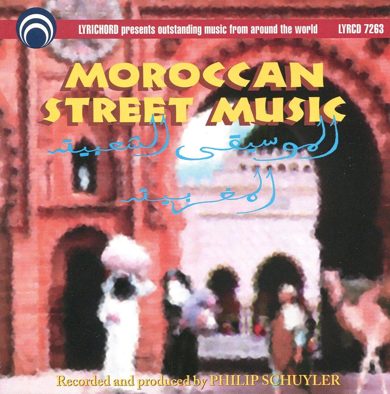 Moroccan Street Music by Lyrichord