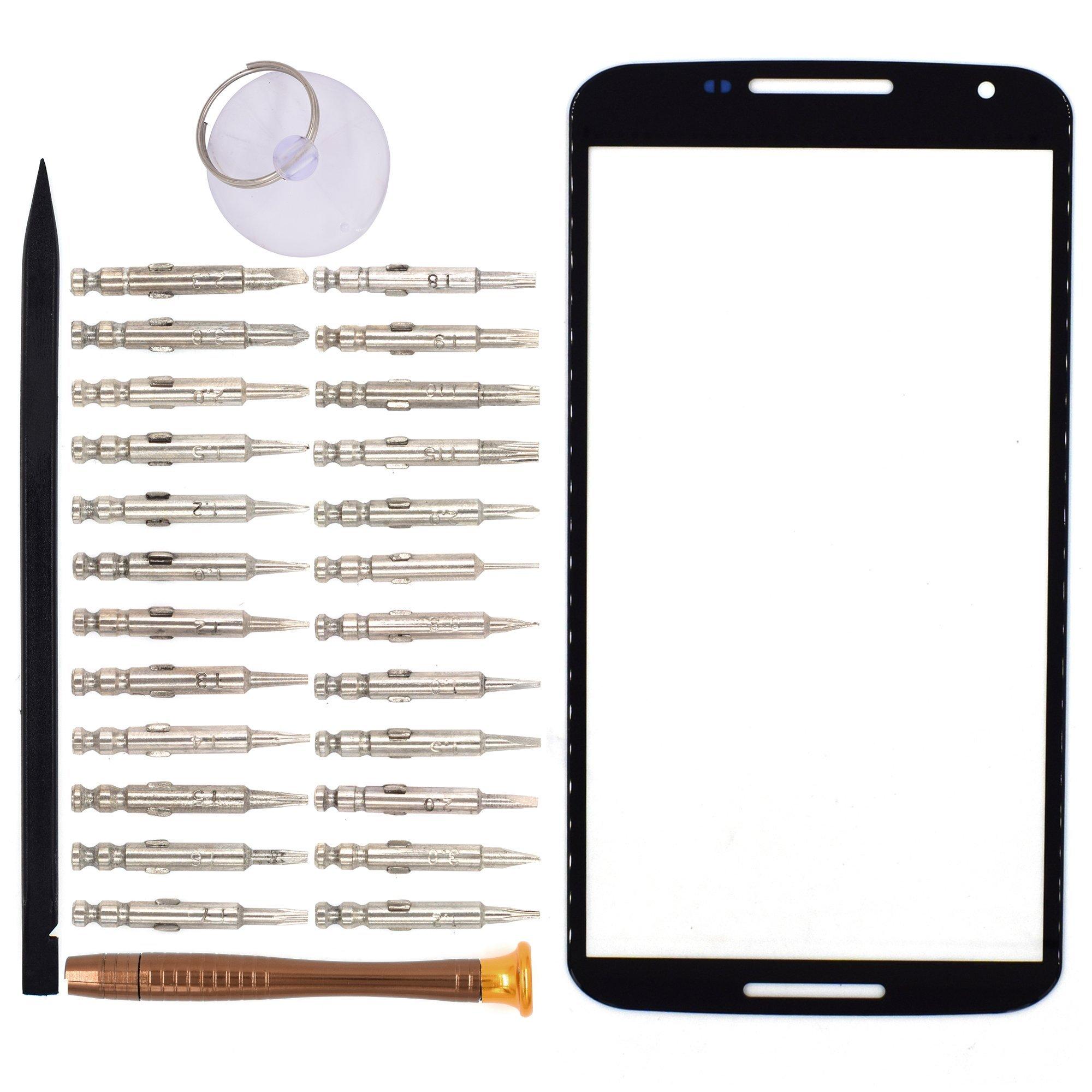 Vidrio Frente Para Motorola Nexus 6 [goodyitou]