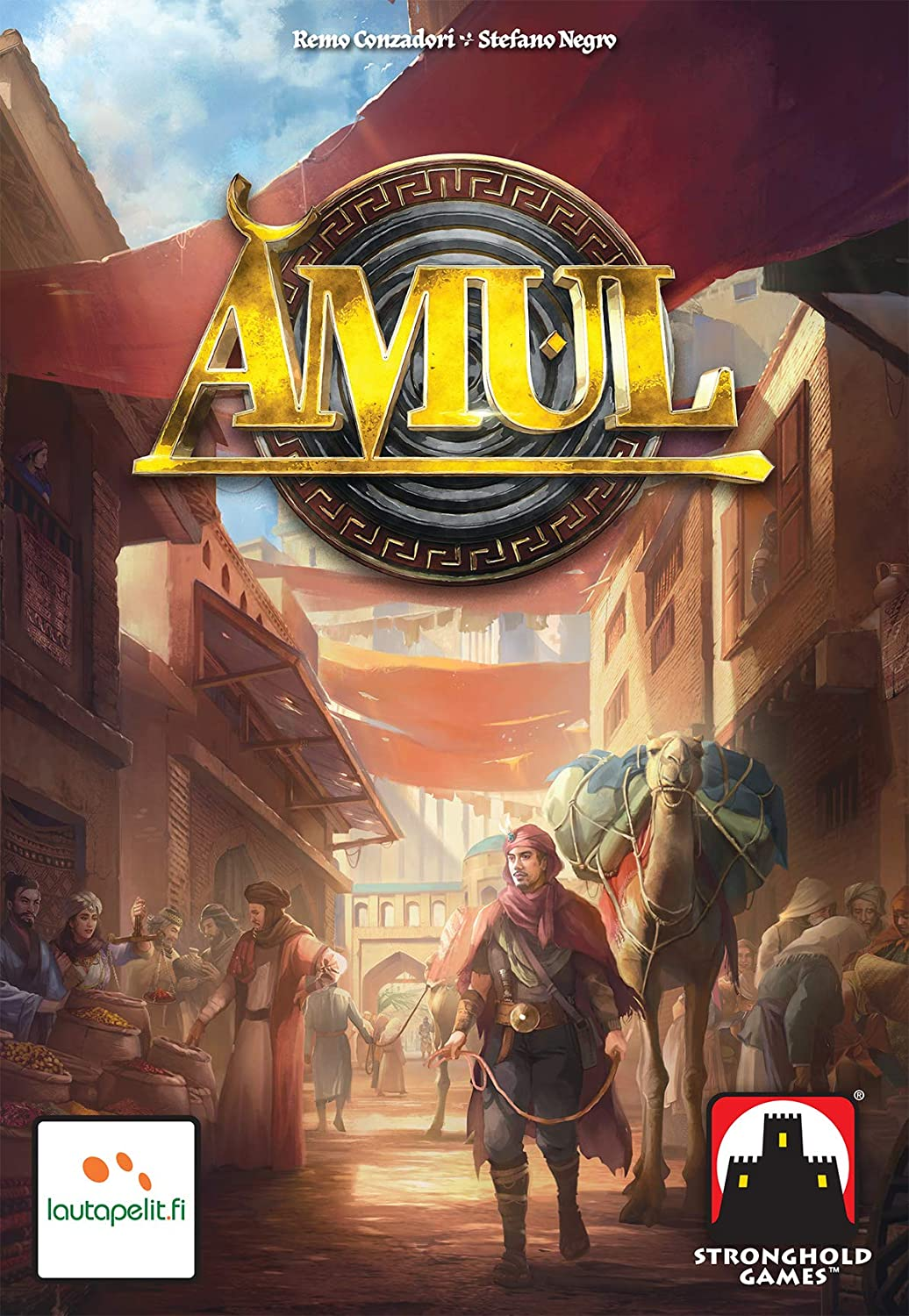 Stronghold Games Amul