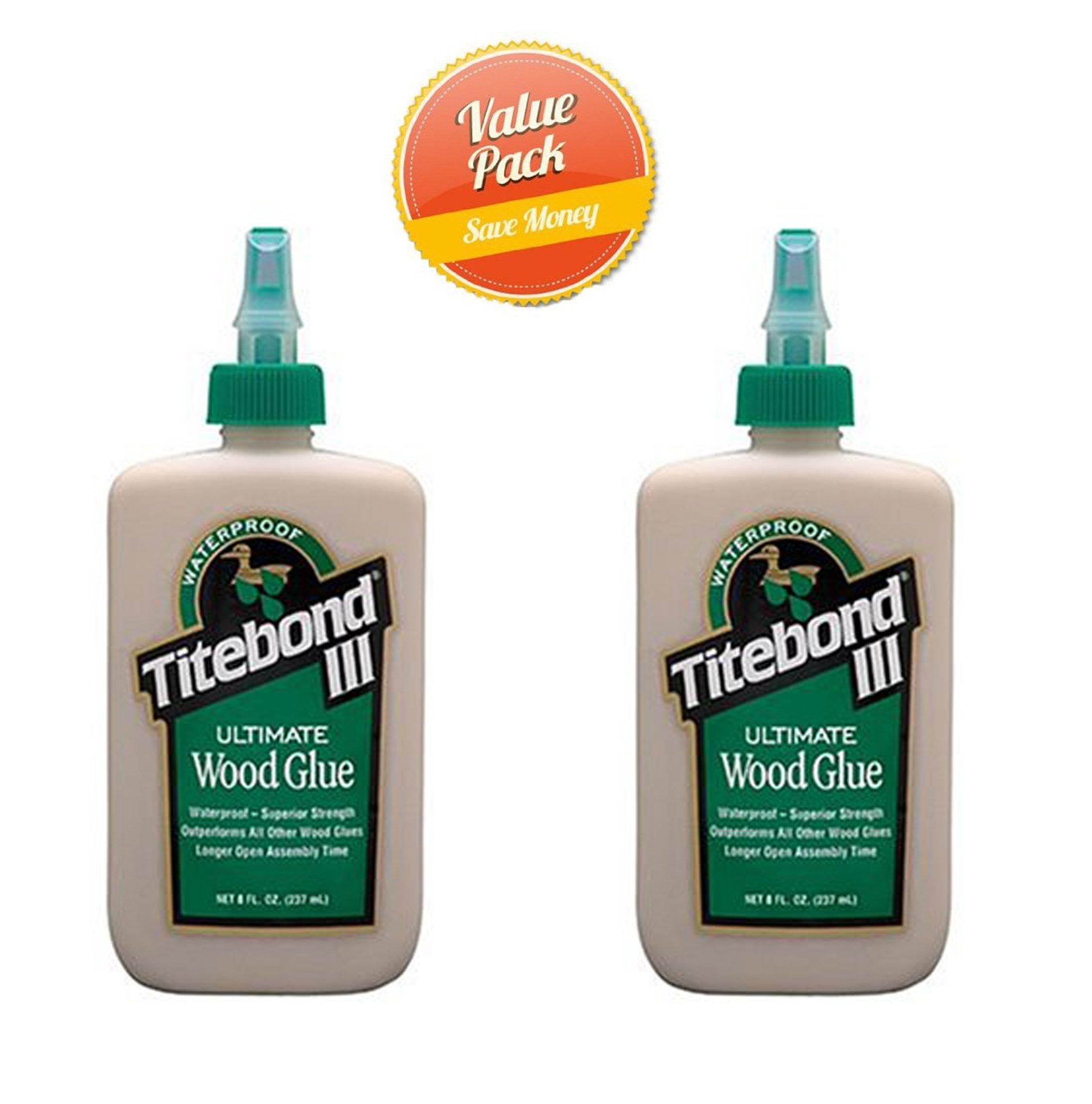 Waterproof Titebond III Wood Glue