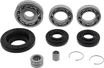 Rear Axle Wheel Bearings and Seals fits Honda Foreman Fourtrax Rancher Rubicon TRX 350 400 450 500 Cycle ATV