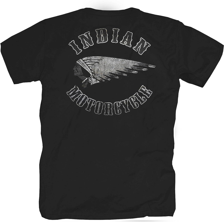 pro-Camicia Indian Logo T-Shirt