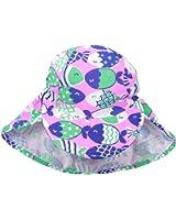 Flap Happy Girls' Upf 50+ Swim Flap Hat