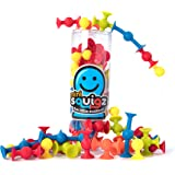 Fat Brain Toys 30 pc Mini Squigz - Mini Squigz 30 Piece Set Building & Construction for Ages 5 to 9