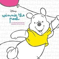 Winnie the Pooh 2016 Mini Calendar