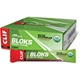 CLIF BLOKS - Energy Chews - Salted Watermelon Flavor - (2.1 Ounce Packet, 18 Count)