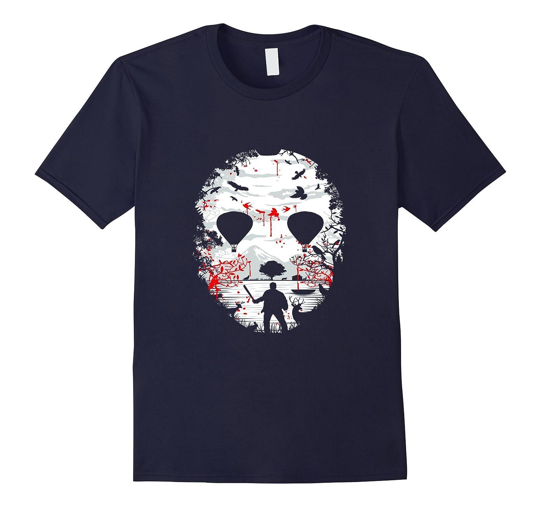 Halloween Memories of Crystal Lake, Horror Movie, T-shirt-T-Shirt