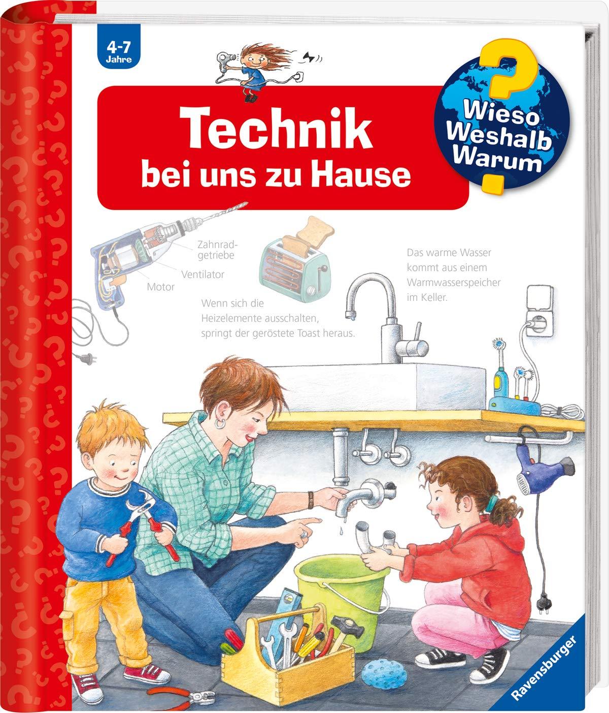 Technik Bei Uns Zu Hause  Wieso  Weshalb  Warum  Band 24
