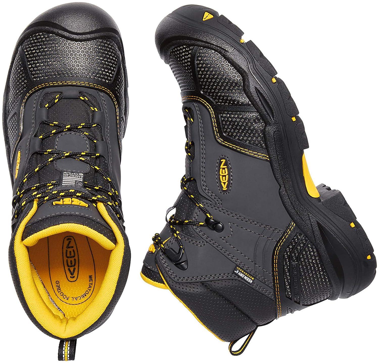 fd0d9aff5e0 KEEN Utility - Men's Logandale (Steel Toe) Waterproof Work Boot
