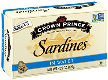 Crown Prince In Water Canned Sardine