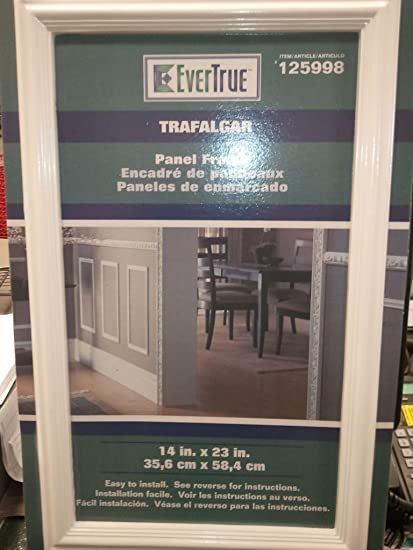 Evertrue Wall Moulding 14 X 23 In Panel Frame