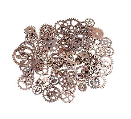 amazon com steampunk gears and cogs suta 110gr steampunk gear