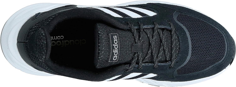 adidas 90S Valasion Men's Running Shoes Core Black/footwear White/grey