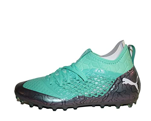 puma bambino scarpe verdi