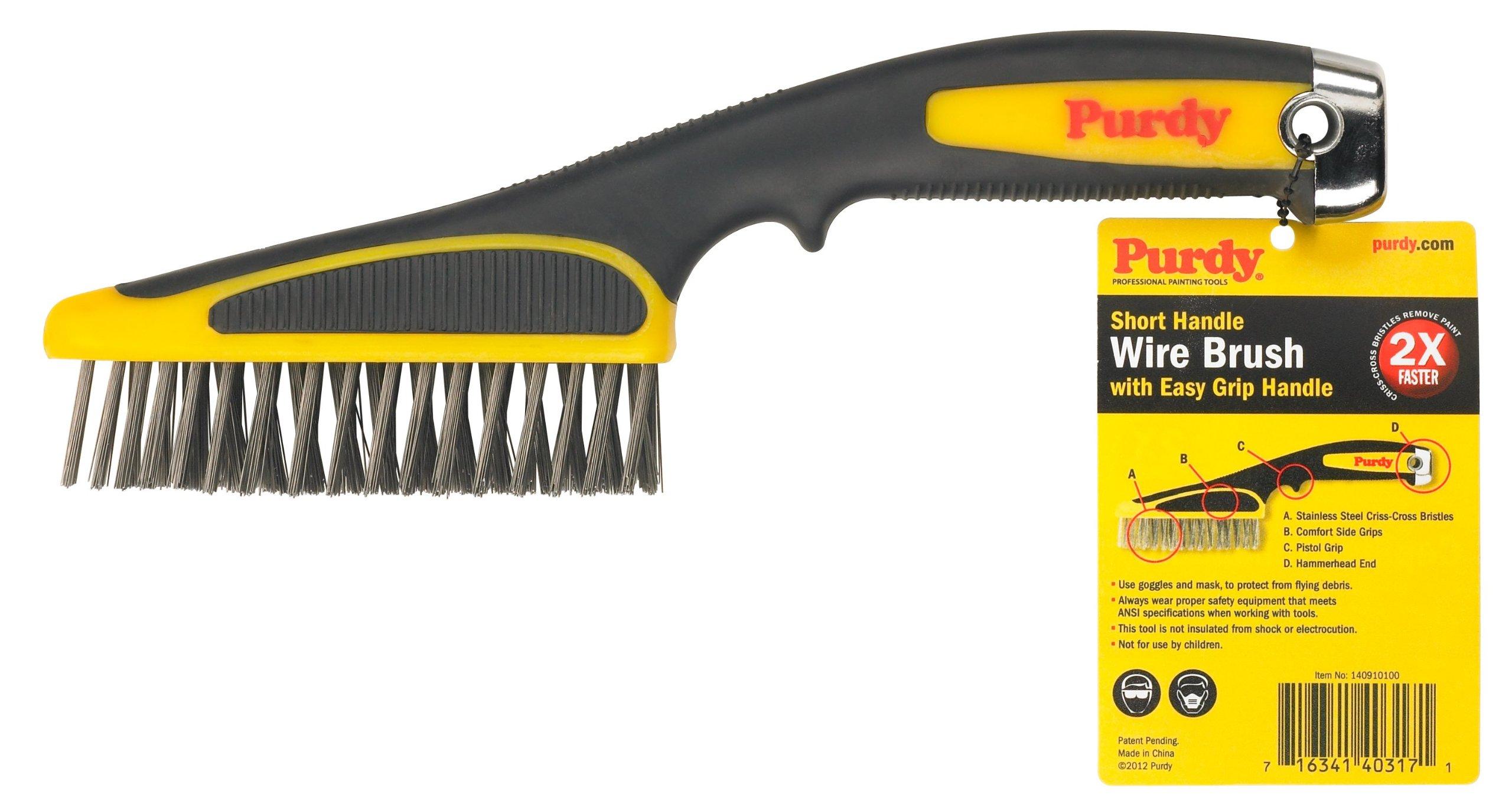 Purdy Monarch Elite Paint Brush Set 3 Brosses