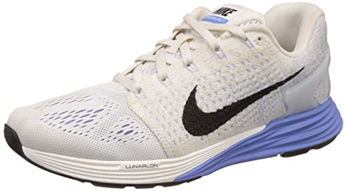 best service 2d37e 970ae ... purchase nike lunarglide 7 women white running shoe 7 bm us 0e45a b54a7