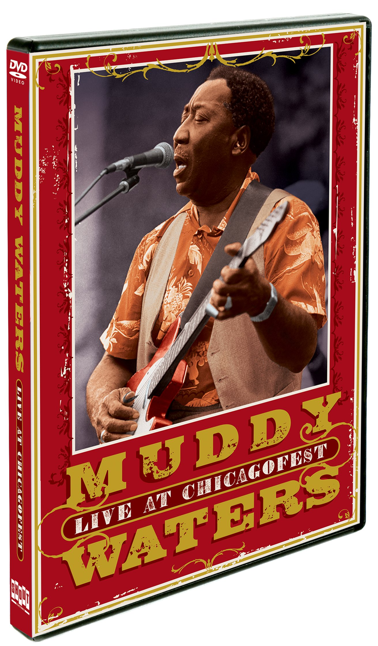 Muddy Waters - Live at Chicagofest (DVD)