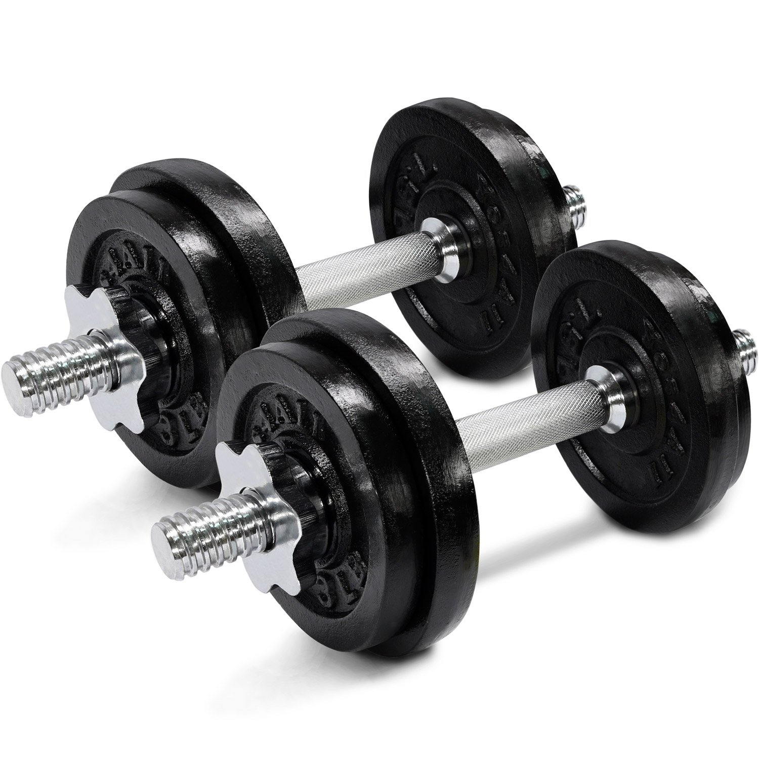 Yes4All Adjustable Dumbbell 40.02 lbs by Yes4All (Image #1)