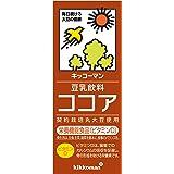 キッコーマン 豆乳飲料 ココア 200ml 60本セット