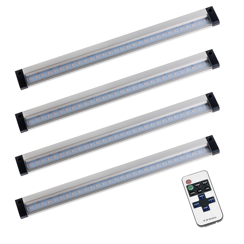 SEBSON® LED sottopensile batteria, sensore movimento, Illuminazione ...