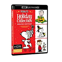 Peanuts Holiday Anniversary Collection 4K UHD Blu-ray Deals