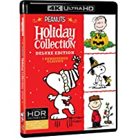 Peanuts Holiday Collection (4K Ultra HD + Blu-ray)
