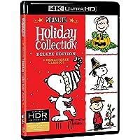 Peanuts Holiday Collection (4K Ultra HD + BD+UV) [Blu-ray]