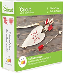 Cricut 2002576 Valentine's Day Cartridge