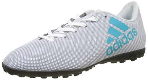 c4c3c822afd0 adidas Men's X 74 Tf Footbal Shoes, Multicolor (FTWR White/Energy Blue/