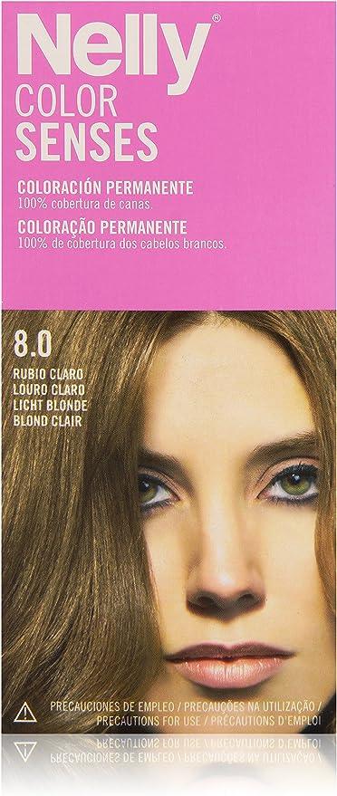 Tinte nelly senses n. 8, 0 - [paquete de 4]: Amazon.es: Belleza