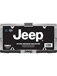 Chroma 42517 Jeep Grill and Bumper Chrome Frame