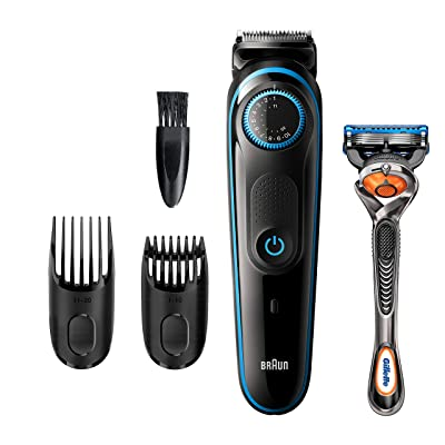 Braun Beard Trimmer for Men BT5240