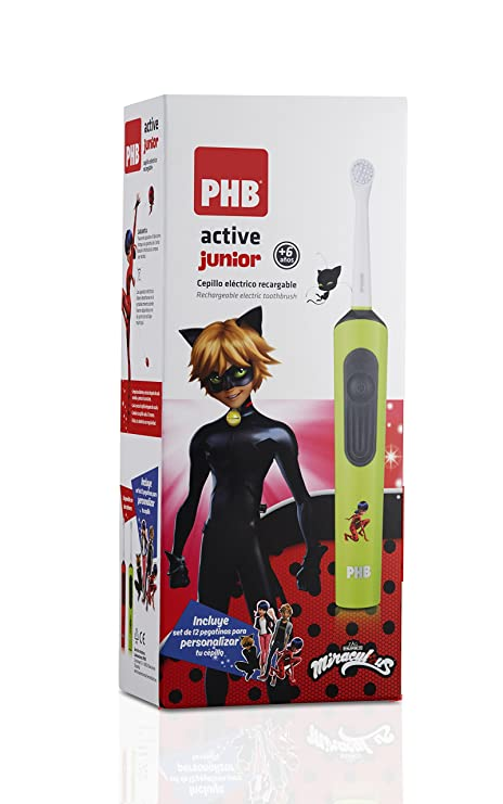 PHB Active Junior Cepillo de Dientes Eléctrico Infantil Recargable