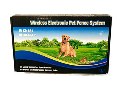 RUFF Wireless Pet Containment System