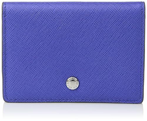 a0ae79f642 Amazon.com: ECCO Women's Iola Card Case, blue hour, One Size: Shoes