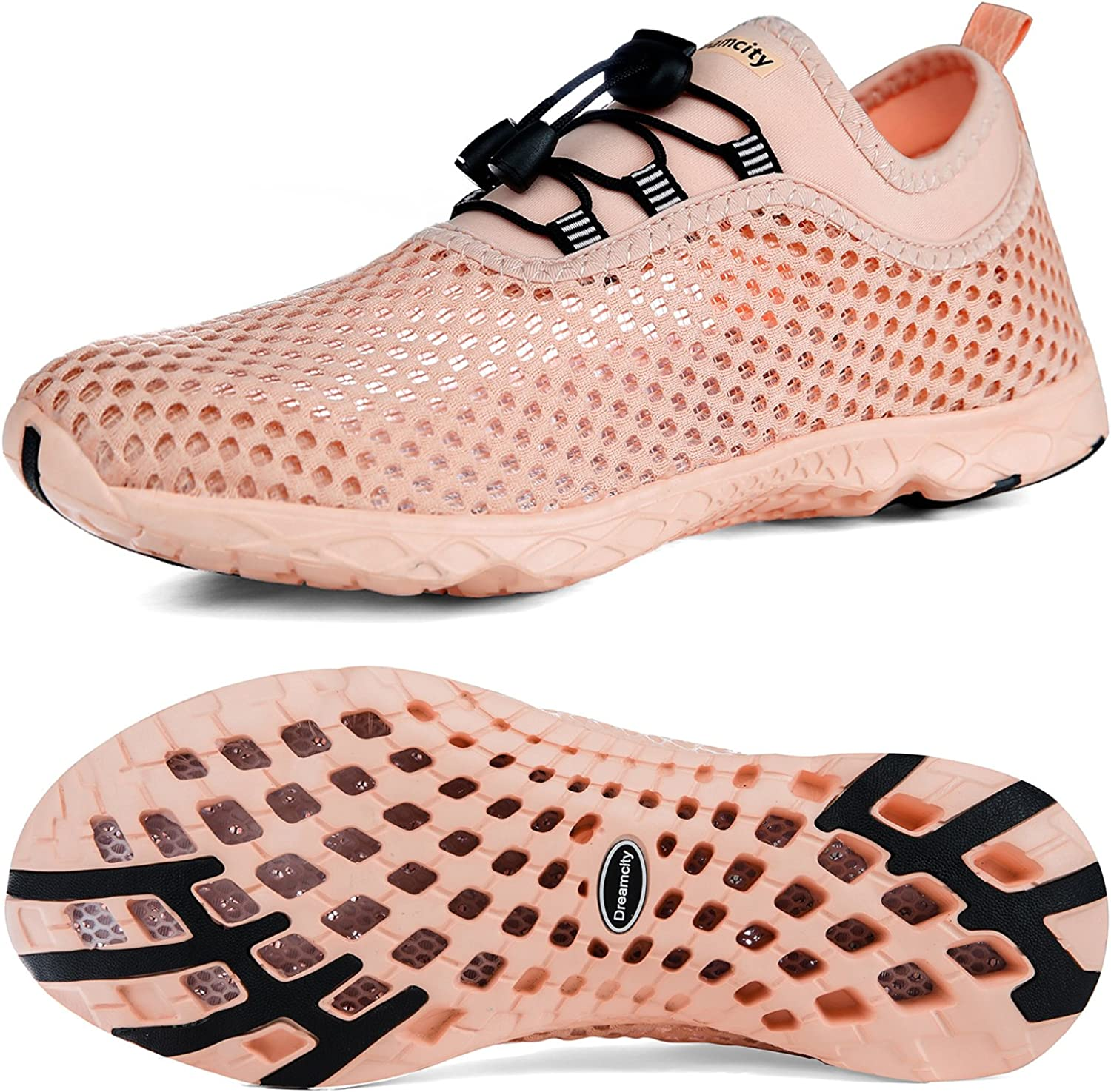 Amazon.com | Dreamcity Women's Water Shoes Athletic Sport ...