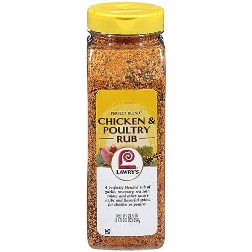 Lawry's-Perfect-Blend-Chicken-Rub-And-Seasoning,-24.5-oz