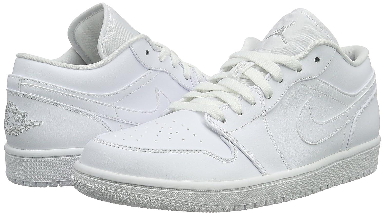 Amazon.com | Nike Jordan Men's Air Jordan 1 Low Basketball Shoe | Fashion  Sneakers