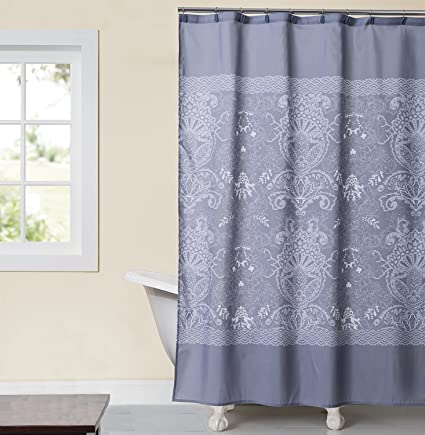 Saturday Knight Q1335620200001 Cherie Shower Curtain