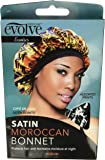 Evolve Exotics Satin Bonnet Moroccan, Assorted Prints