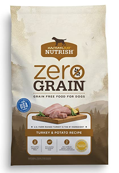 Buy rachael ray nutrish zero grain natural dry dog food turkey rachael ray nutrish zero grain natural dry dog food turkey potato recipe grain free 6 forumfinder Gallery