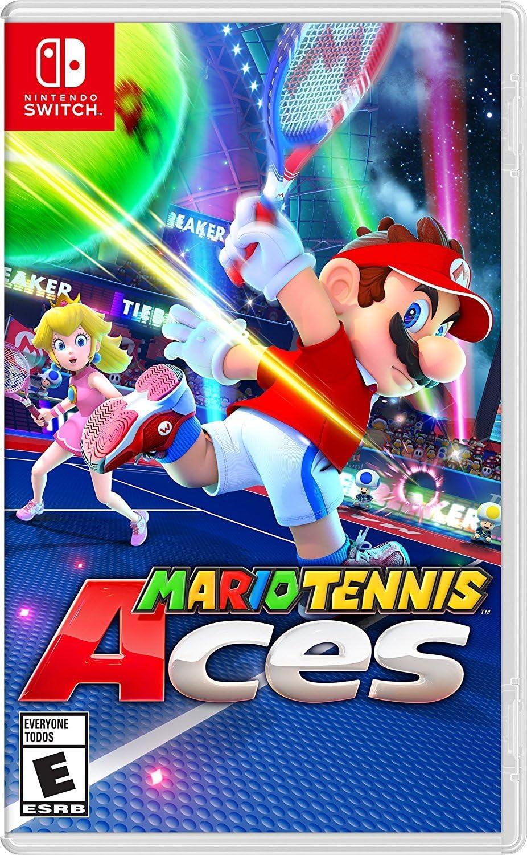 Amazon com: Mario Tennis Aces - Nintendo Switch: Nintendo of