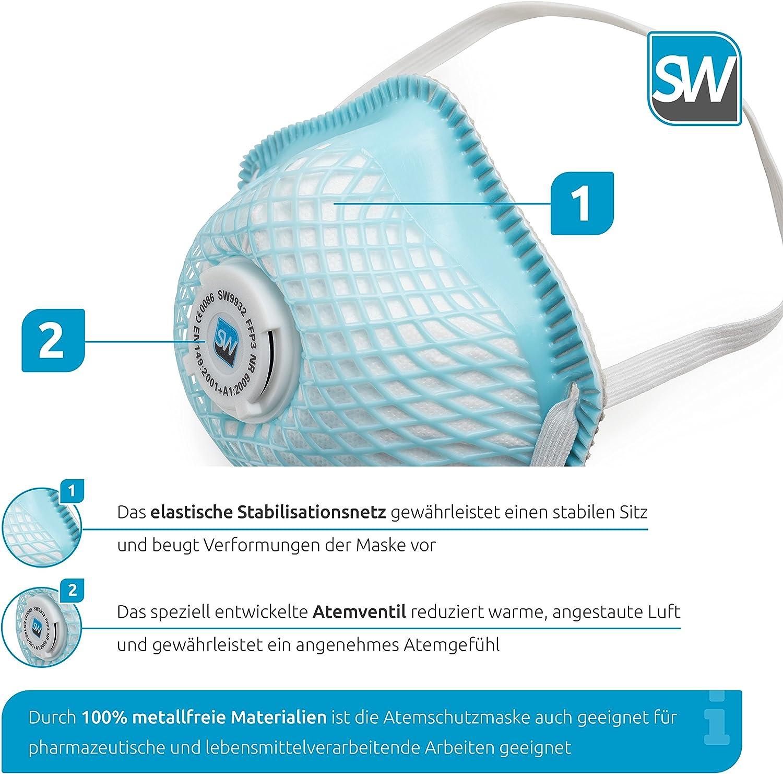 masque respiratoire solidwork