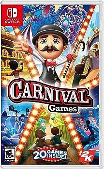 Carnival Games - Nintendo Switch: Take 2     - Amazon com