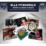 Seven Classic Albums [Audio CD] Ella Fitzgerald